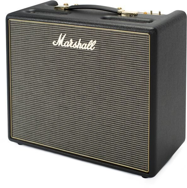 marshall origin ori20c 20 watt 1x10 tube combo amp sweetwater. Black Bedroom Furniture Sets. Home Design Ideas