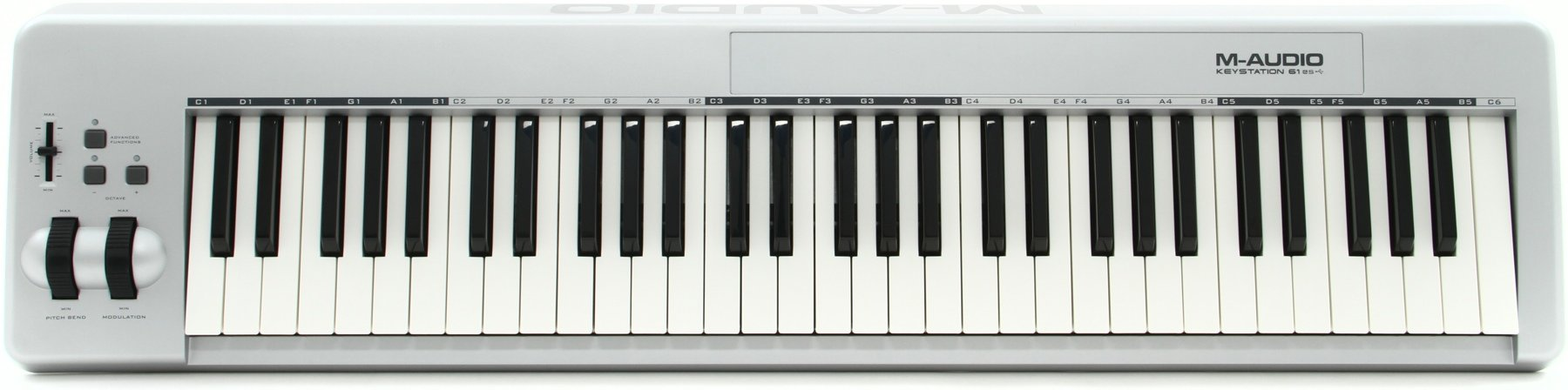 M-AUDIO KEYSTATION 61ES TREIBER WINDOWS 7
