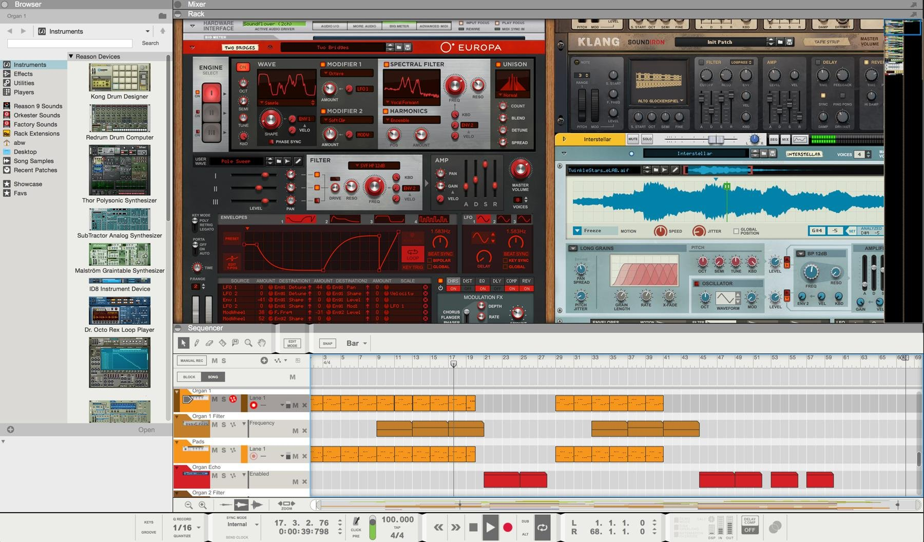 Propellerhead software reason 10 intro music 141000010 b&h.