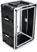 Gator G-SHOCK16L - 16U Shock Audio Rack