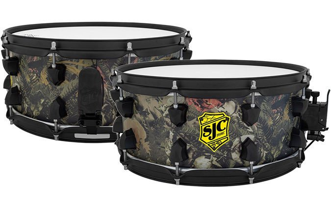 SJC Custom Drums Josh Dun