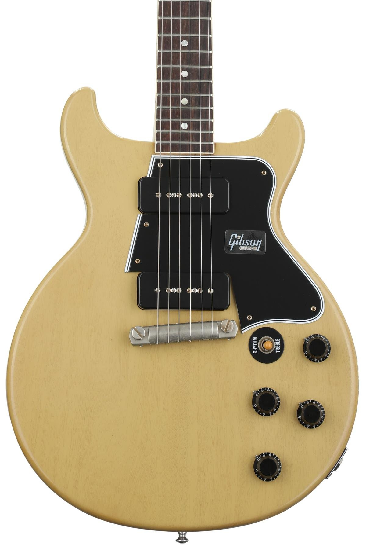 Gibson Custom Historic 1960 Les Paul Special Double Cut VOS - TV Yellow  image 1