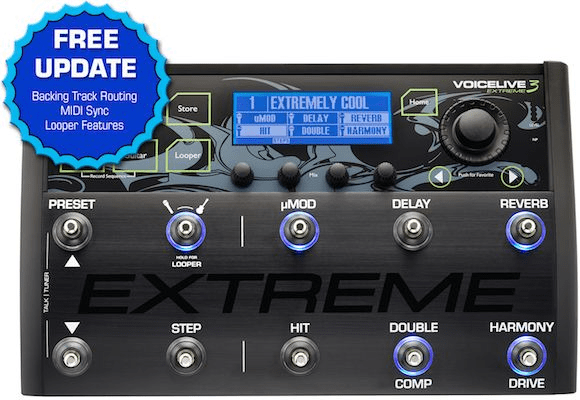 TC-Helicon VoiceLive 3 Extreme | Sweetwater