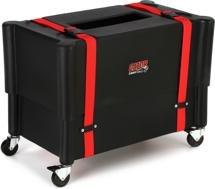 Gator G-ROTO-112 - 1X12 Combo Amp Transporter / Stand; Molded Plastic
