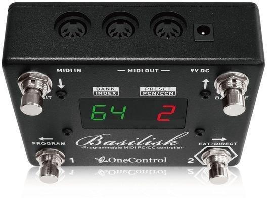 One Control Basilisk Midi Switcher Sweetwater