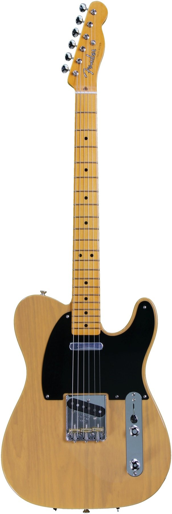 Fender American Vintage 52 Telecaster Butterscotch Sweetwater Reissue Wiring Diagram Image 1
