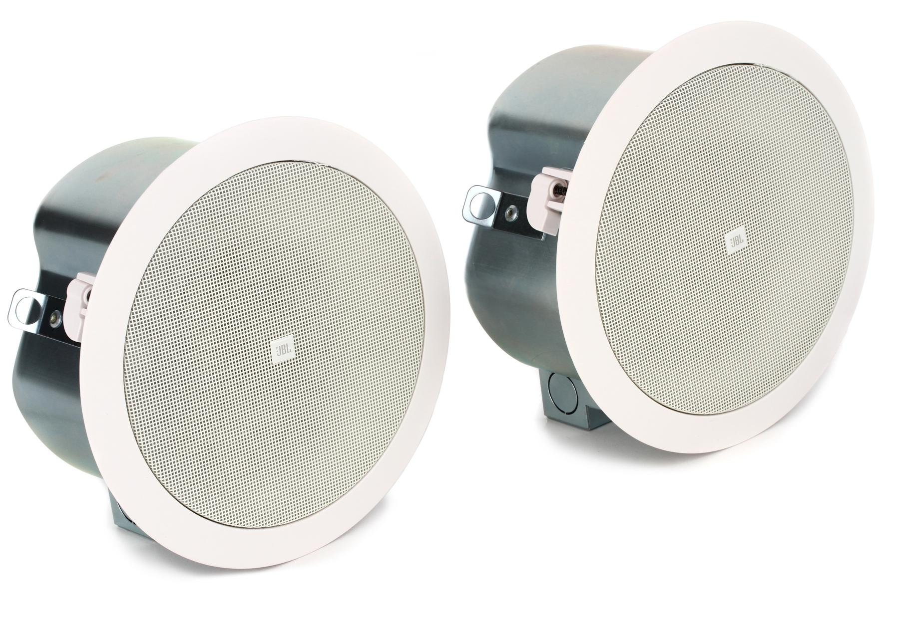 Jbl Control 24ct Micro 4 Ceiling Speakers With Transformer