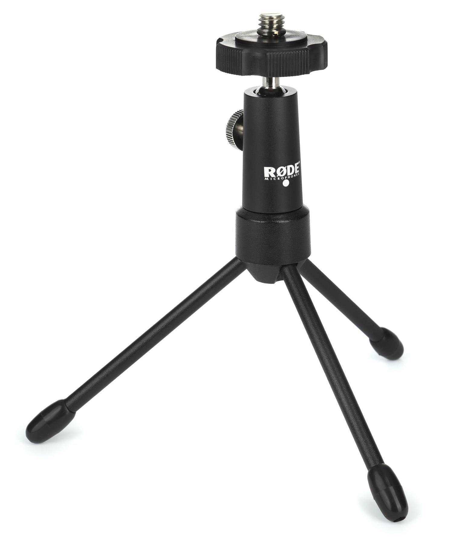 Rode Tripod Mini Stand Sweetwater Mic Videomicro Video Micro Image 1