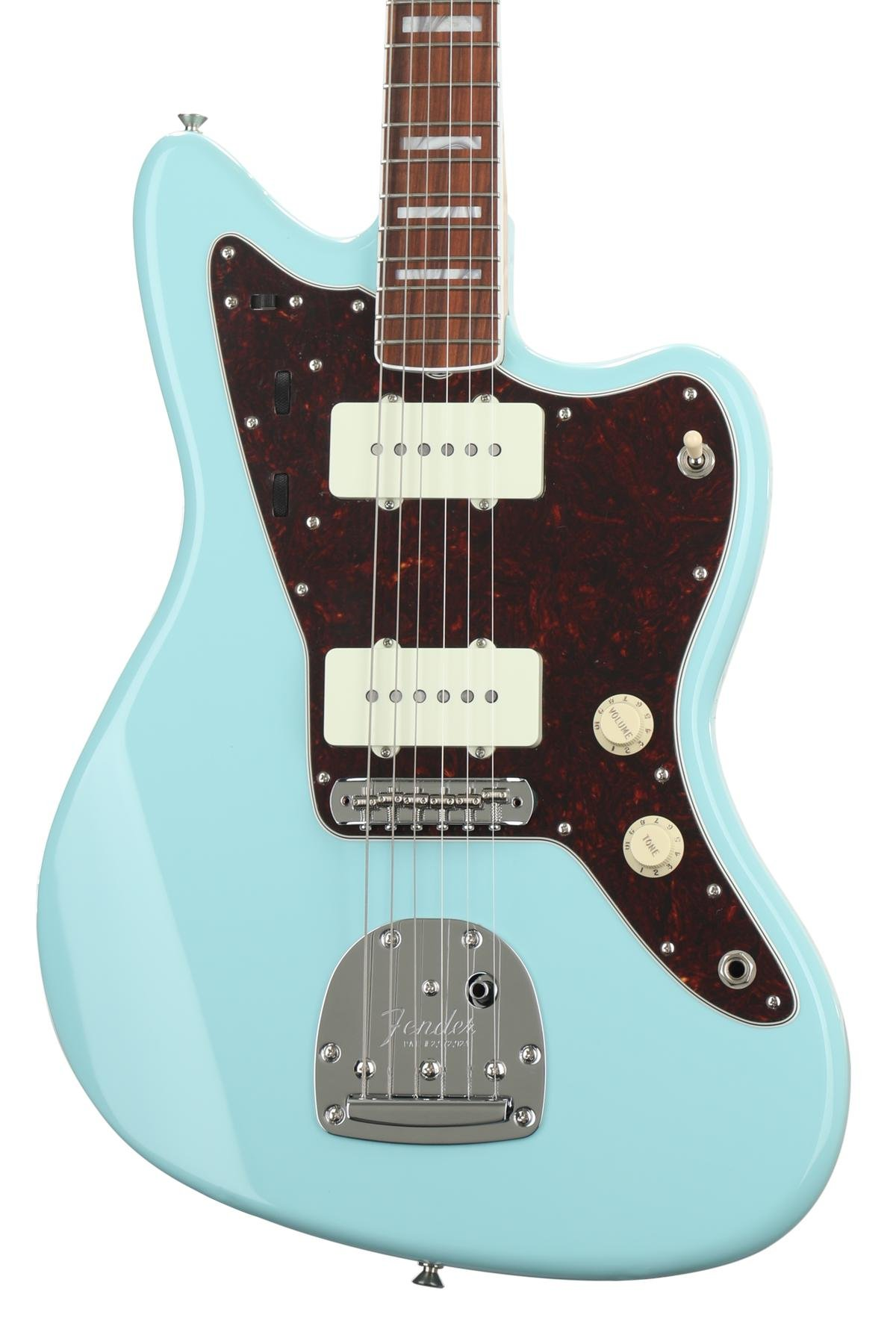 Jazzmaster 3 Way Switch Fender Limited Edition 60th Anniversary Classic Daphne Blue Image 1
