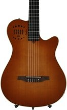 Godin Multiac Grand Concert Duet Ambiance - Lightburst High-gloss