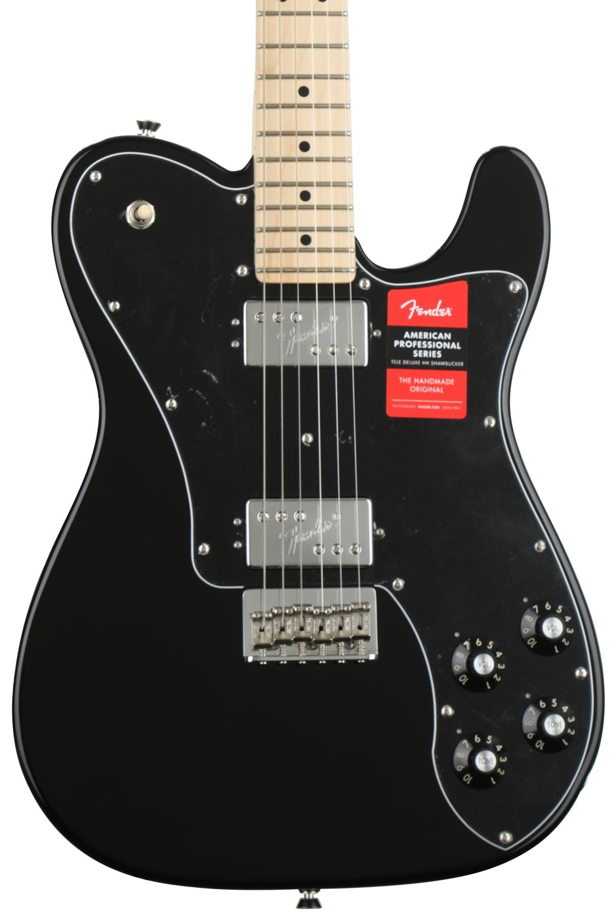 Fender American Professional Deluxe Shawbucker Telecaster Sonic Wiring Diagram Best 10 Of Stratocaster Black W Maple Fingerboard