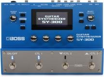 Boss SY-300 Advanced Guitar Synth Pedal