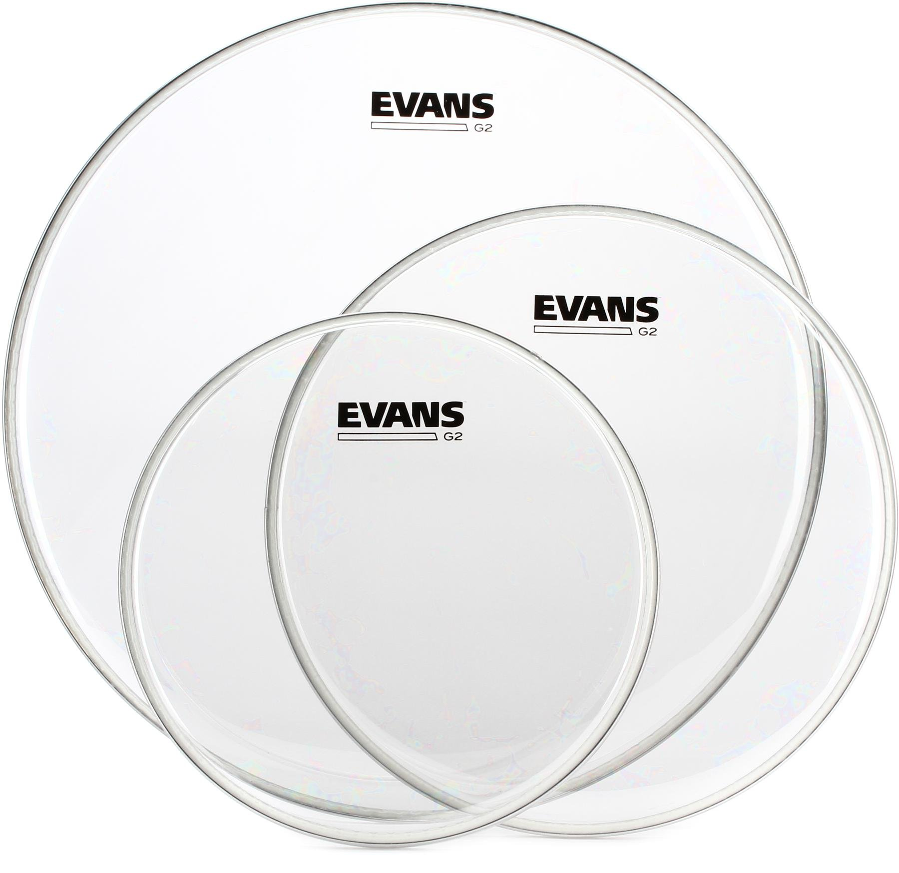 evans g2 tom pack 10 12 16 clear sweetwater 12 String Acoustic Guitar Tuning evans g2 tom pack 10 12