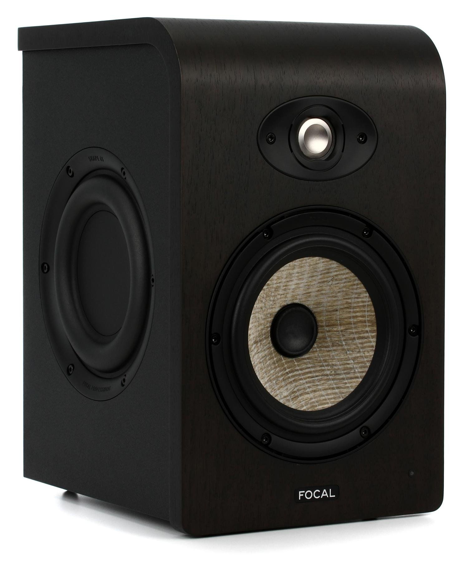 Focal Shape 65 Powered Studio Monitor Sweetwater Figure Diagram Showing The Placement Of Surround Sound Speakers Image 1
