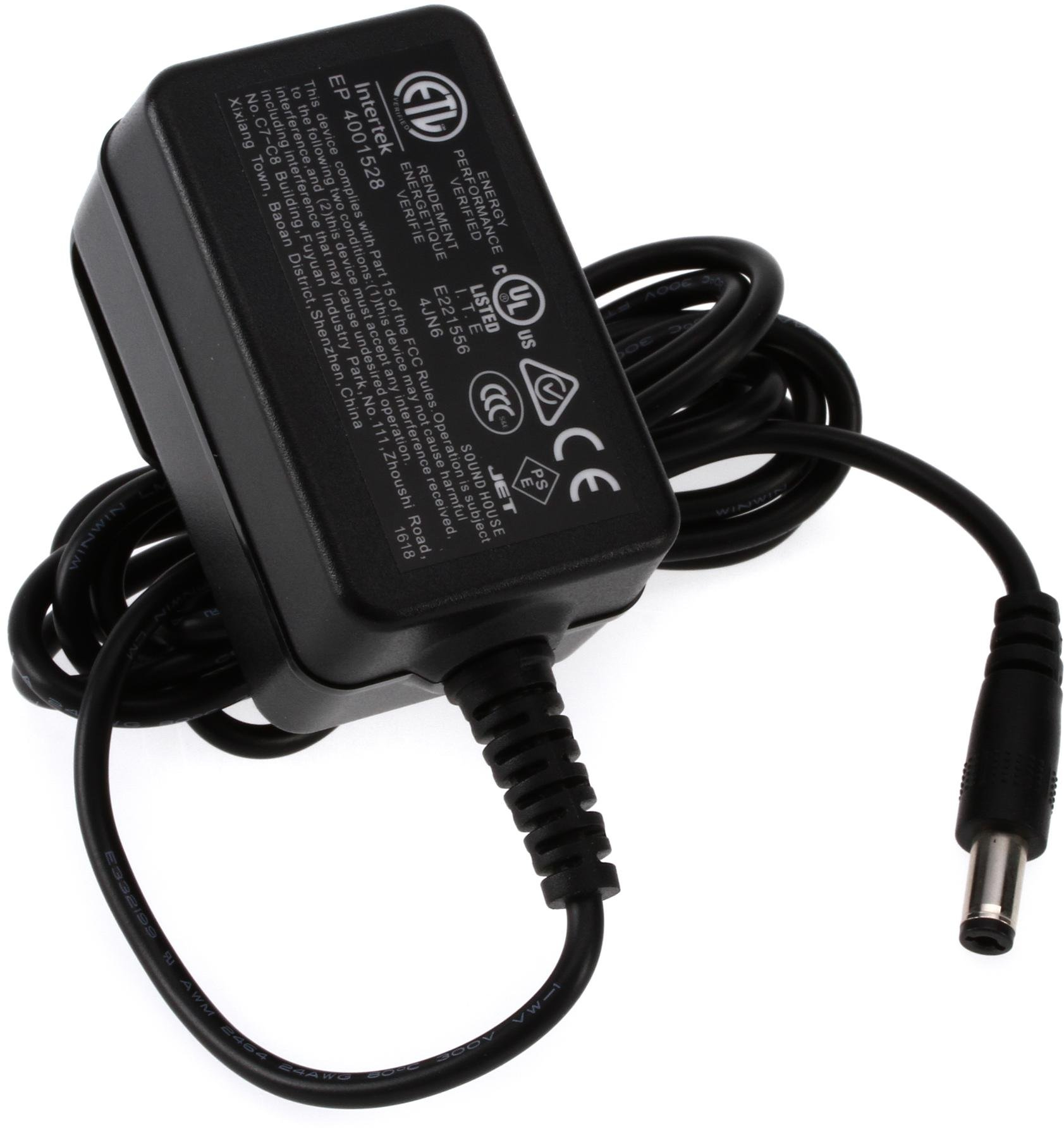 Tc Helicon Mic Mechanic 2 Sweetwater Typical Mains Power Plug Electrical Pinterest Plugs 9v Supply