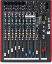 Allen & Heath ZED-12FX Mixer with USB and Effects