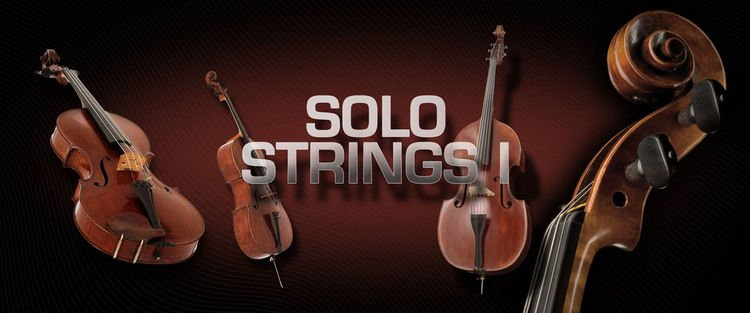 Vienna Symphonic Library Solo Strings Bundle - Full Library