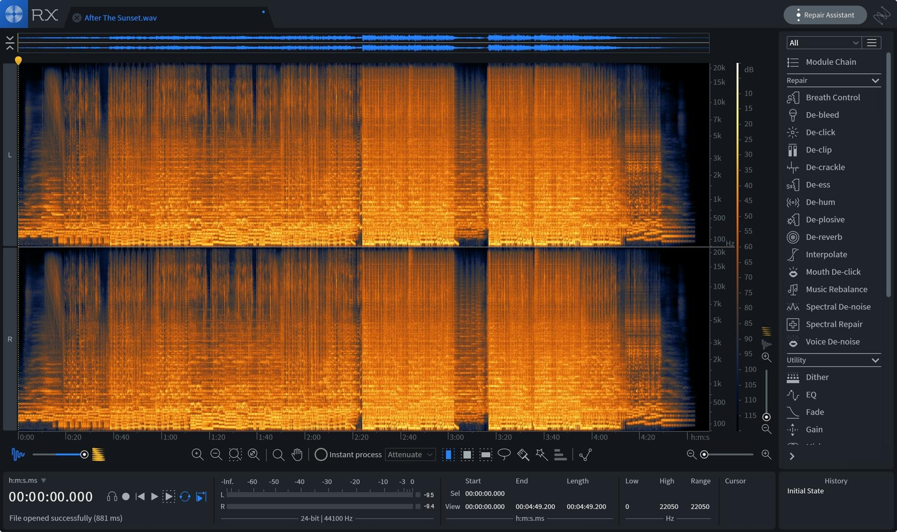 Izotope Rx 7 Standard Sweetwater Theremin World Topic A Digital Project From Glaacuk Image 1