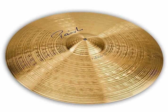 paiste 22 signature full ride cymbal sweetwater. Black Bedroom Furniture Sets. Home Design Ideas