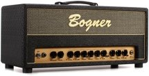 Bogner 20th Anniversary Shiva 90-watt Handwired Tube Head - No Reverb