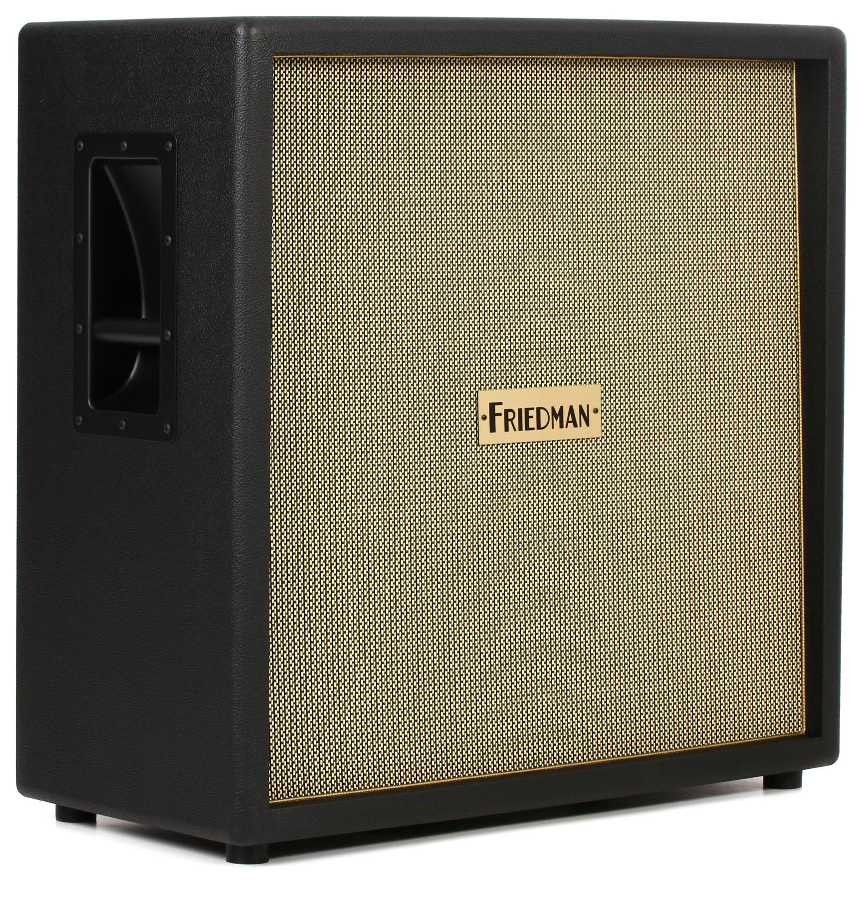 "Friedman 412 VIntage 110 watt 4x12"" Extension Cabinet with Vintage"