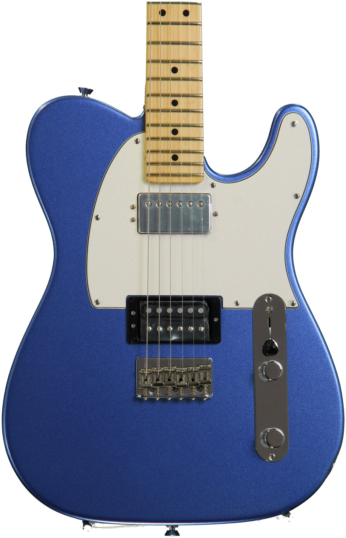 Fender American Standard Telecaster HH - Ocean Blue Metallic with ...