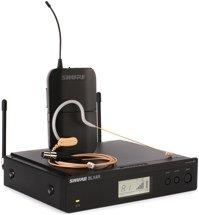 Shure BLX14R/MX53 Headworn Wireless System - H10 Band