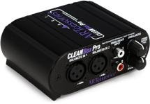 ART CLEANBoxPro 2-channel Balanced / Unbalanced Converter