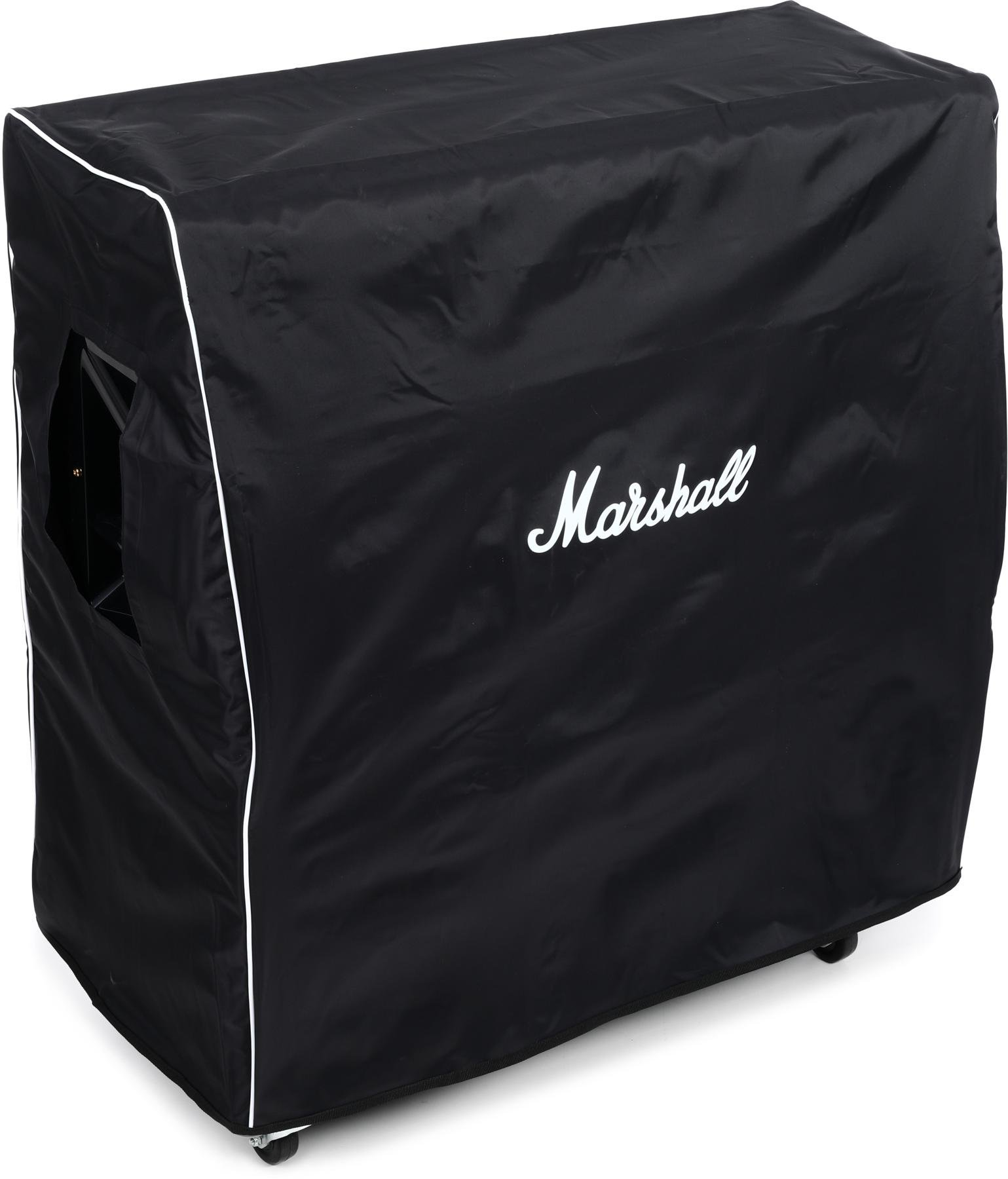 """Marshall 1960AX 100 watt 4x12"""" Angled Extension Cabinet with"""