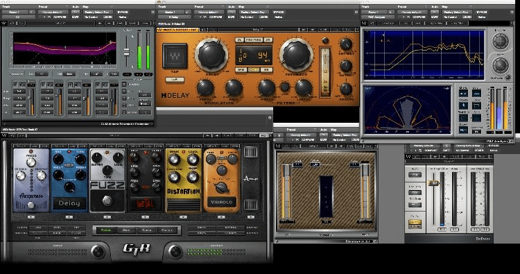 Waves Gold Plug-in Bundle | Sweetwater