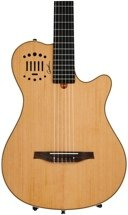 Godin MultiAc Grand Concert Duet Ambiance - Natural High-gloss