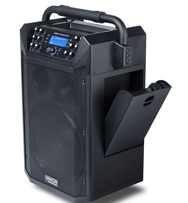 Denon Audio Commander Portable PA System   Sweetwater