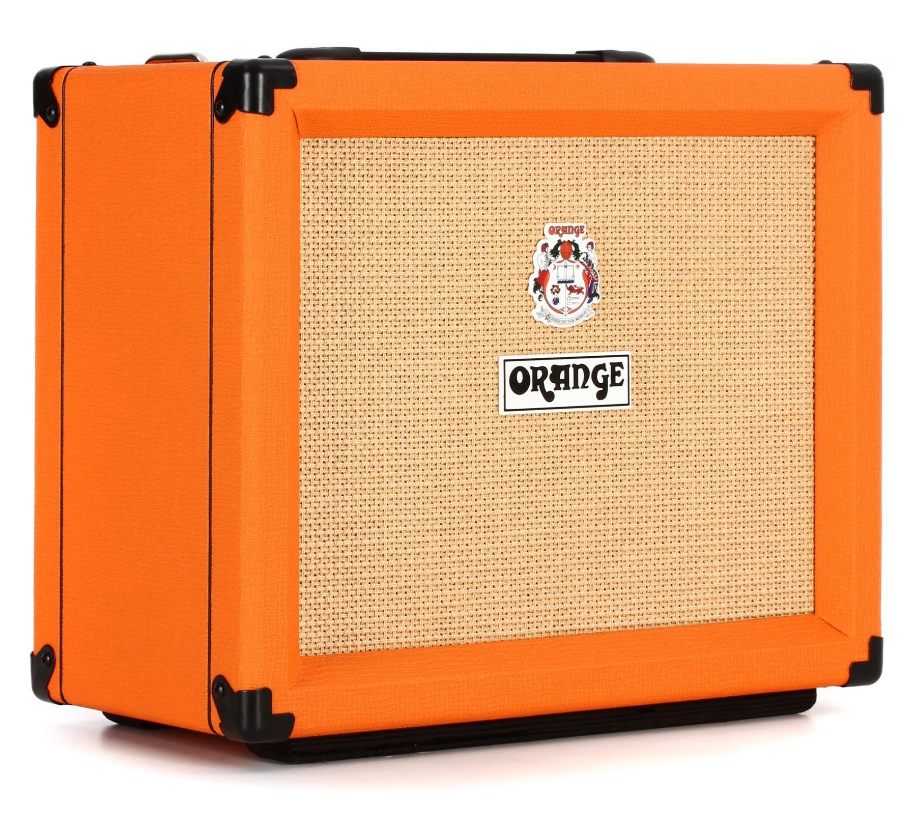 Orange Rocker 15 Watt 1x10 Tube Combo Sweetwater 32 Amplifier Image 1