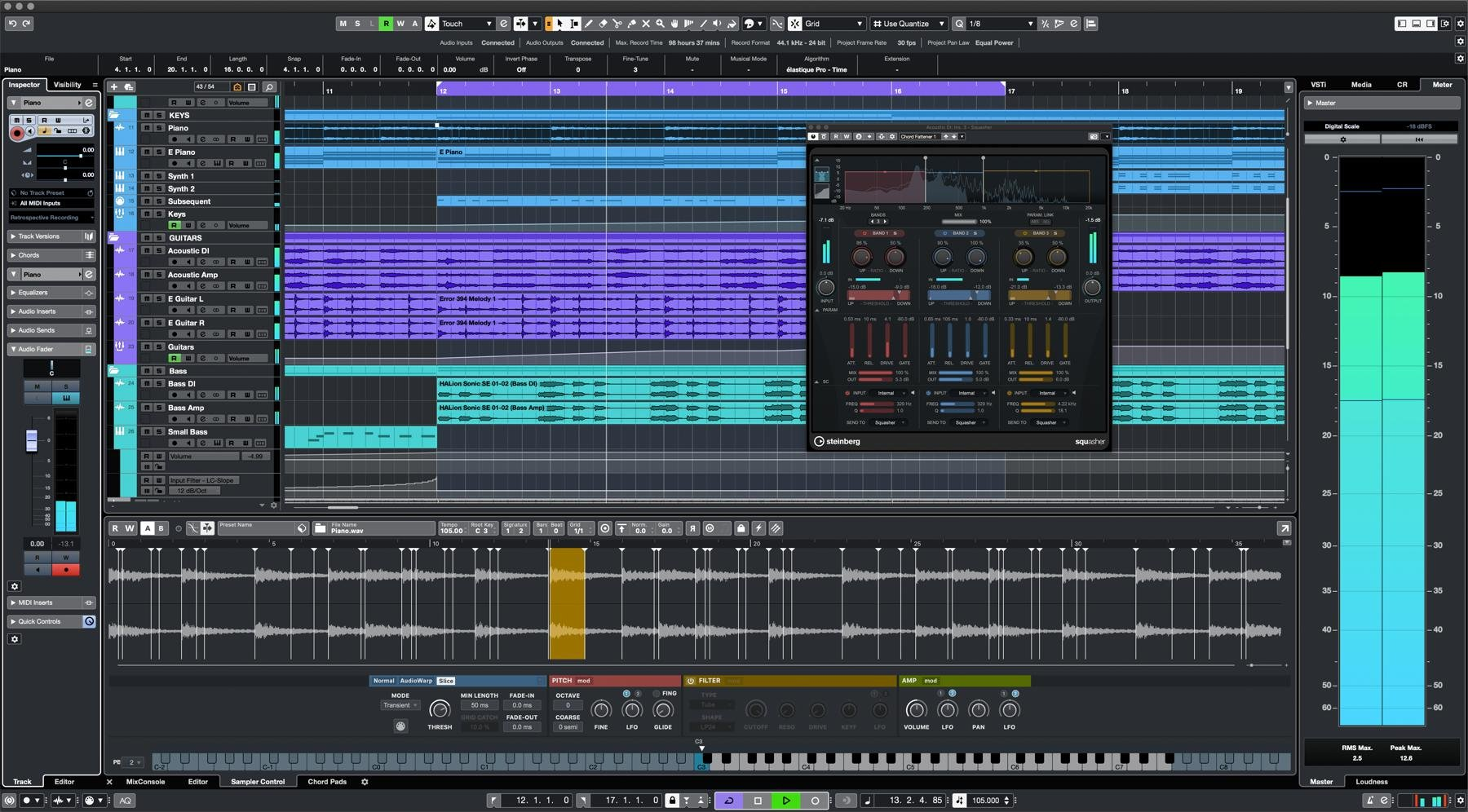 Steinberg Cubase Pro 11 Update From Cubase Pro 4 10 Download Sweetwater