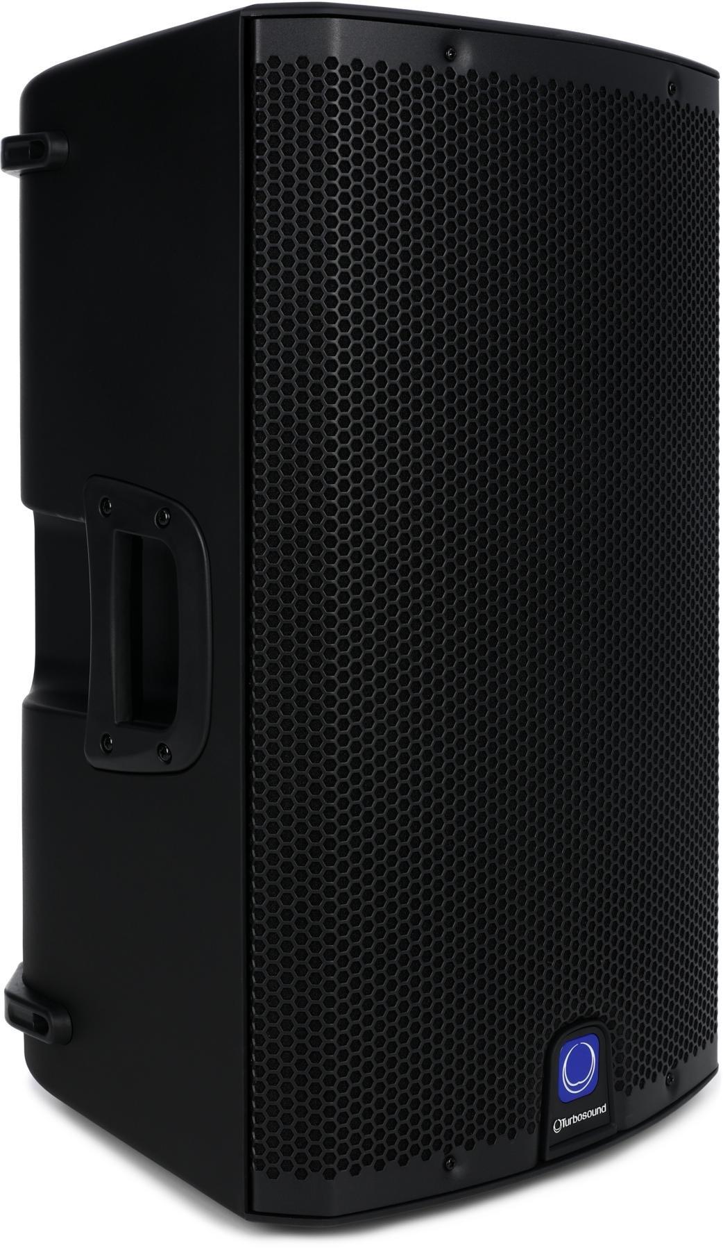 Turbosound Ix12 1000w 12 Powered Speaker Sweetwater Way Crossover Work Also Jbl Speakers 3 Diagrams Image 1