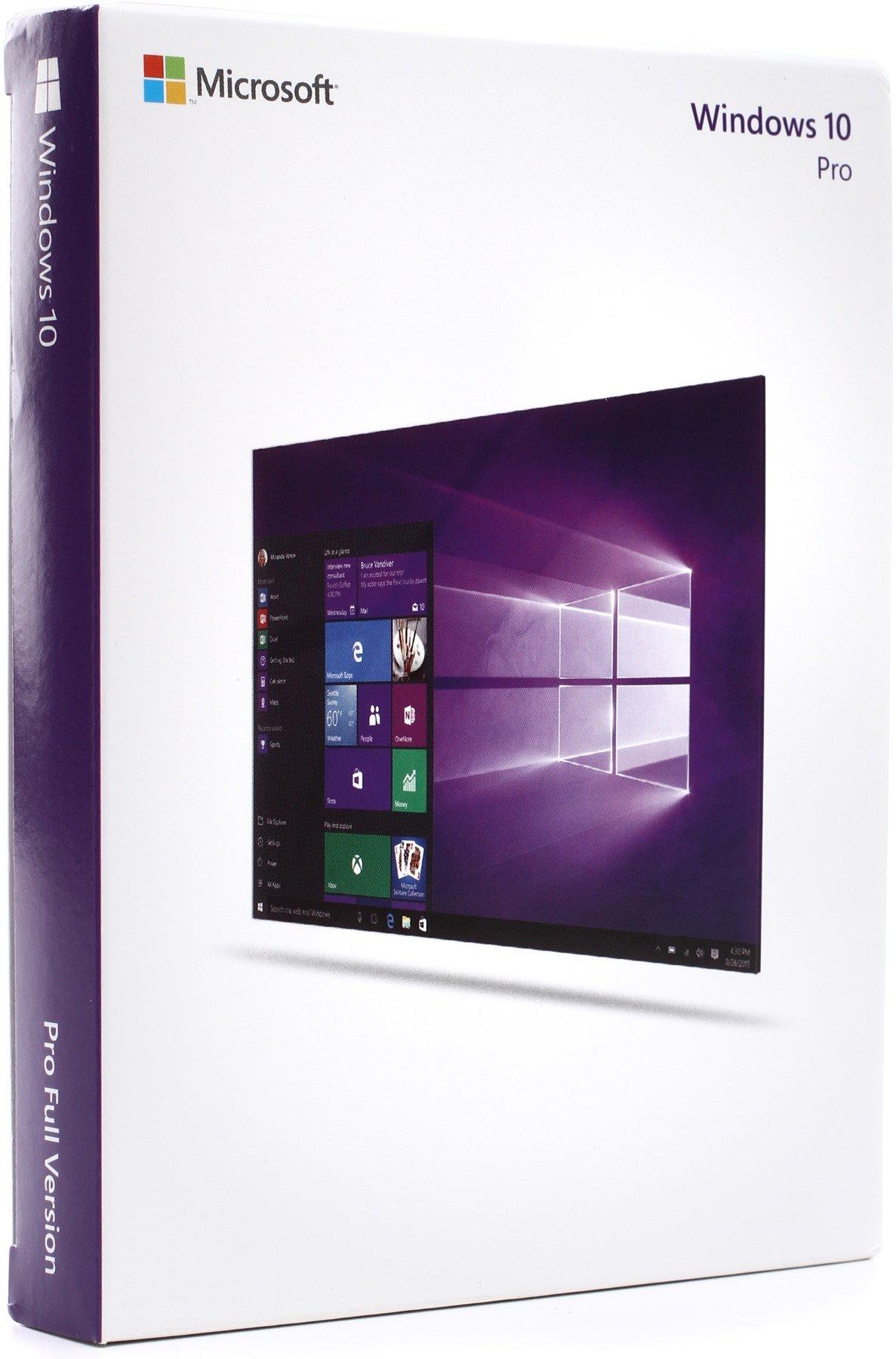 Microsoft Windows 10 Pro 32 64 Bit 1 License Usb Flash Drive Flashdisk Card 8 Gb Dj