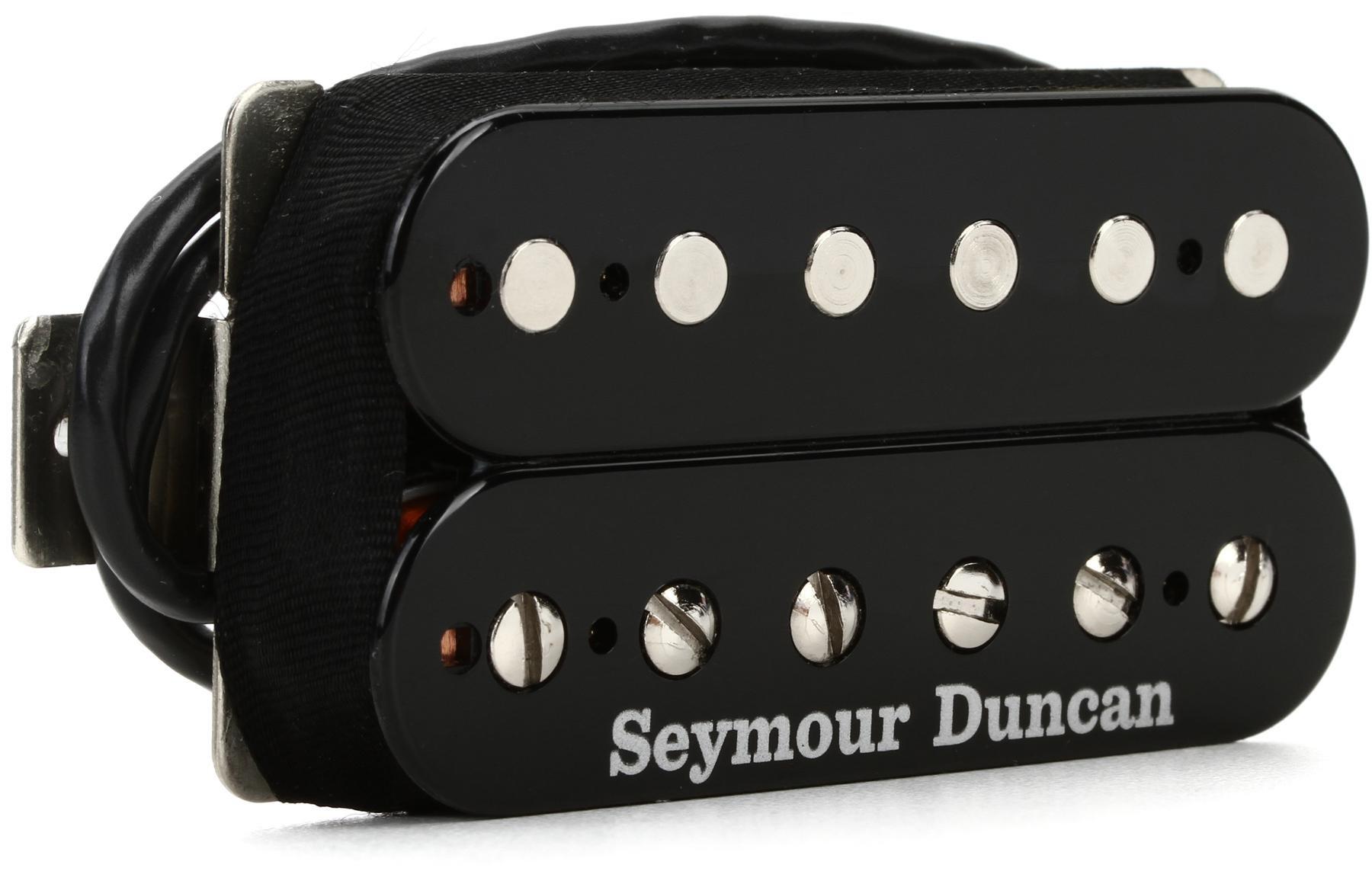 Seymour Duncan SH-5 Duncan Custom Humbucker Pickup - Black   Sweetwater