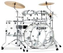 Tama Silverstar Mirage Shell Pack - 5pc - Crystal Ice