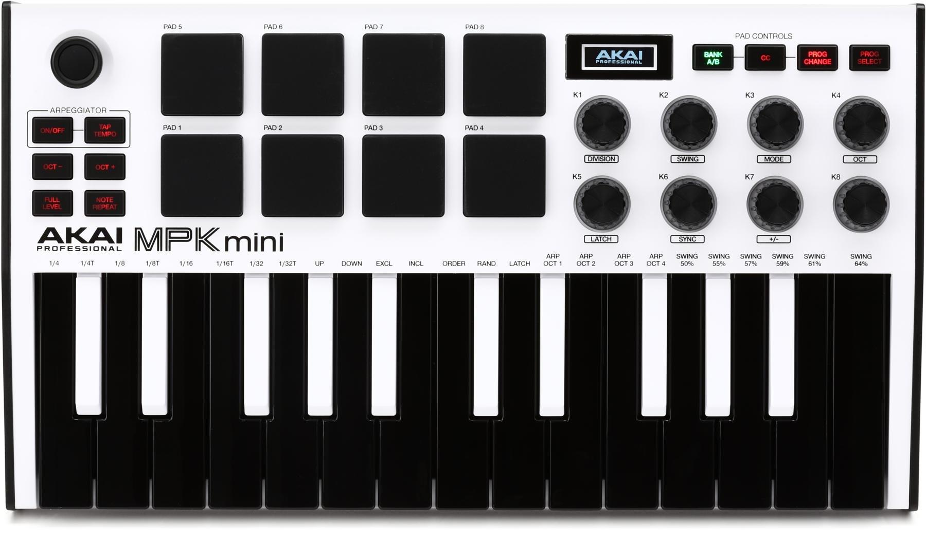 Akai MPK MK3