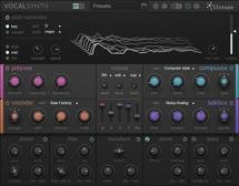 iZotope VocalSynth Vocal Multi-Effects Plug-in