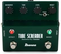 Ibanez TS808DX Tube Screamer Overdrive Pro Deluxe