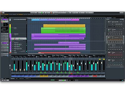 steinberg cubase pro 9 5 upgrade from cubase le ai 4 5 6 7 8 9 sweetwater. Black Bedroom Furniture Sets. Home Design Ideas