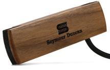 Seymour Duncan SA-35C Woody HC Acoustic Soundhole Pickup - Walnut Hum-Canceling