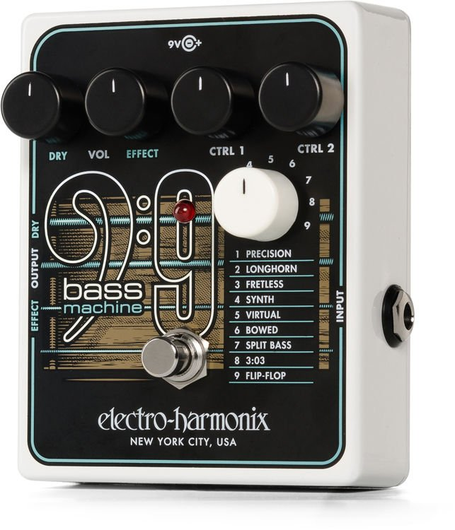 Brand NEW Electro-Harmonix MEL9 Mellotron Tape Loop Synth Guitar Effects Pedal