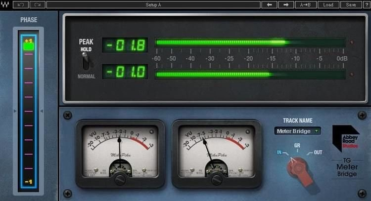 Waves Abbey Road TG Mastering Chain | Sweetwater
