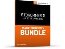 Toontrack EZdrummer 2 Bundle with 2 EZX Libraries (Box)