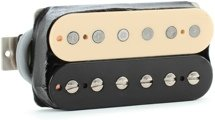 Gibson Accessories 496R Hot Ceramic Pickup - Zebra, Neck, 4-Conductor