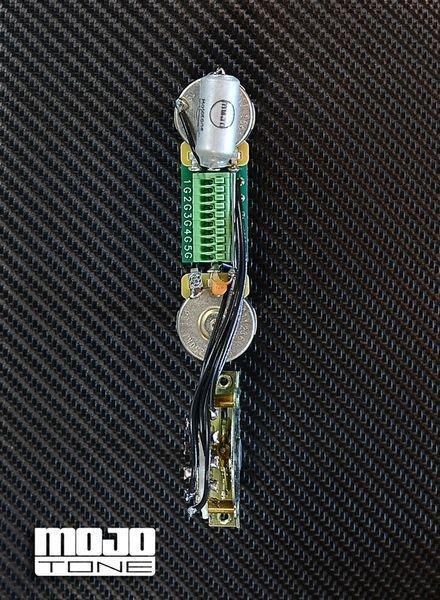 Mojo Tone Solderless Tele Wiring Harness - 4-Way Mod