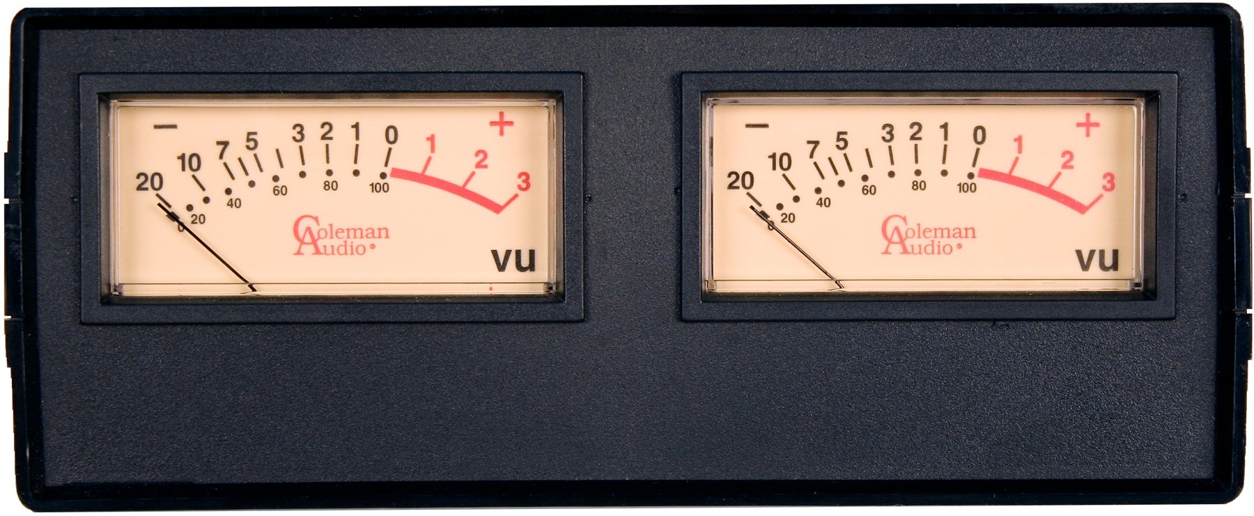 Coleman Audio Mbp2 Dual Vu Meter Module Sweetwater How To Build 4 Image 1