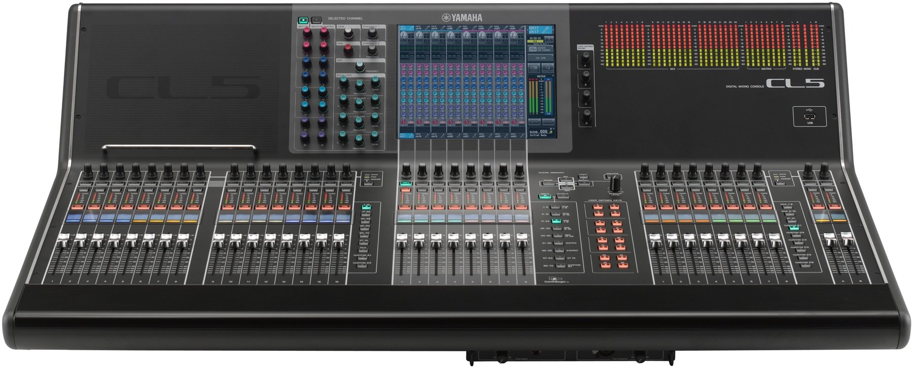 Yamaha Audio Mixing Console Cl Amazon